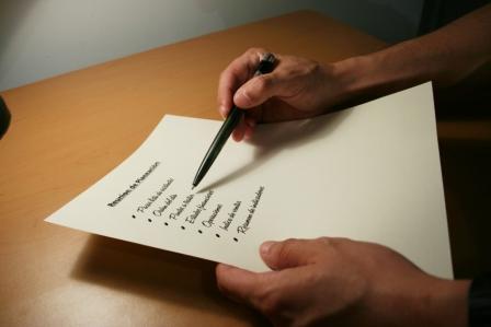 Podsumowanie cyklu: Lista 4 pytań kontrolnych, zanim wyślesz CV